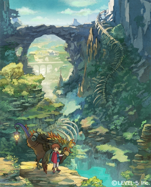 Image de Ninokuni (Level 5)
