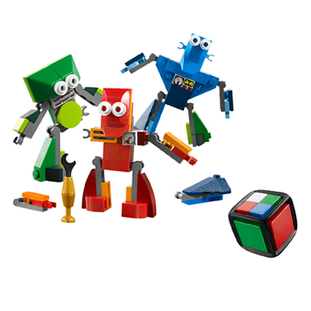 Robots du jeu Robot Champ
