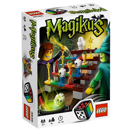 Boite du jeu Magikus de Lego