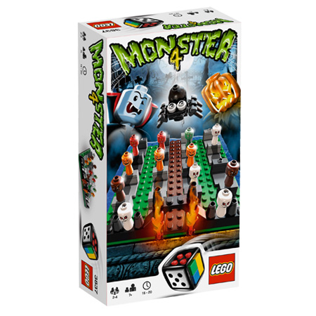 Jeu monster 4 de Légo