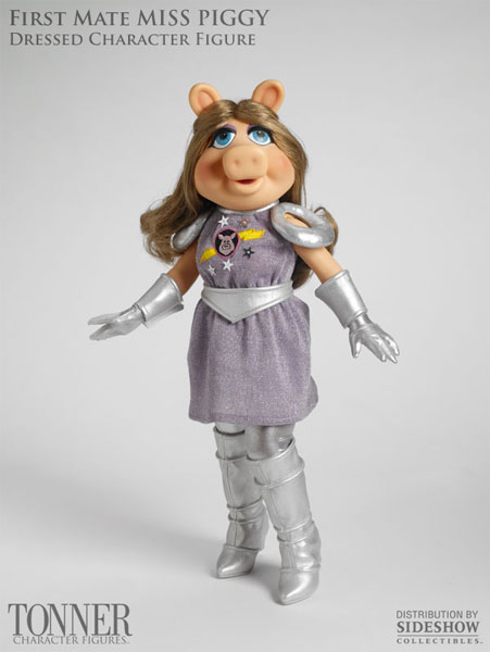 Figurine Miss Piggy (Tonner Doll Company)