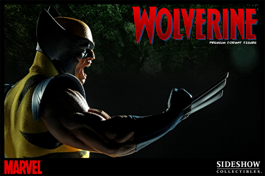 Figurine Wolverine chez Sideshow Collectibles