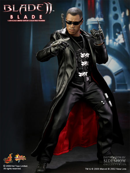 Figurine Blade 2 par Hot Toys