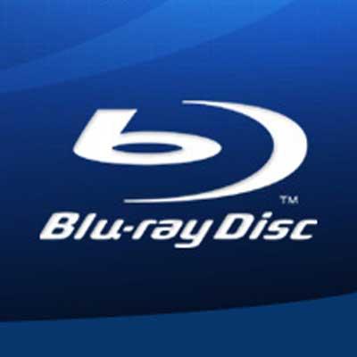 Logo de Blu Ray
