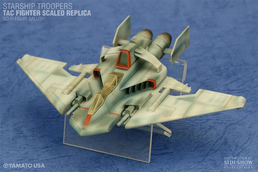 Vaisseau tirée de Starship Troopers réalisé par Yamato USA