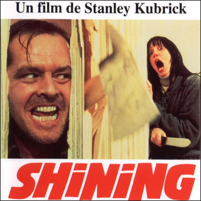 Affiche du film The Shining