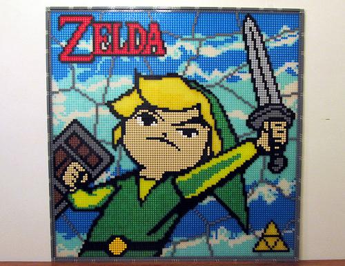 Mosqique Zelda