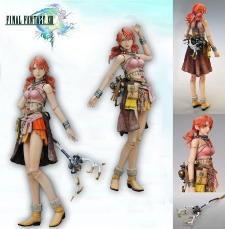 Figurine de Vanille de Final Fantasy XIII