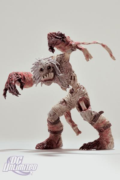 Figurne Scourge Ghoul Rottingham (serie 5 de DC Unlimited)