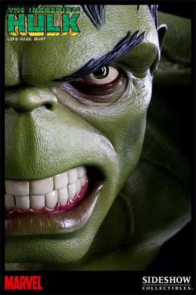 Buste de Hulk