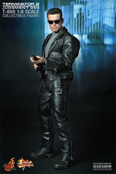 Figurine T 800 de Hot Toys