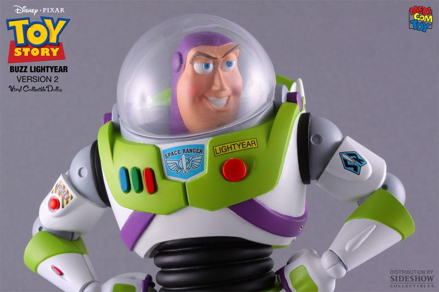 Figurine Buzz l'eclair (Medicom Toy)