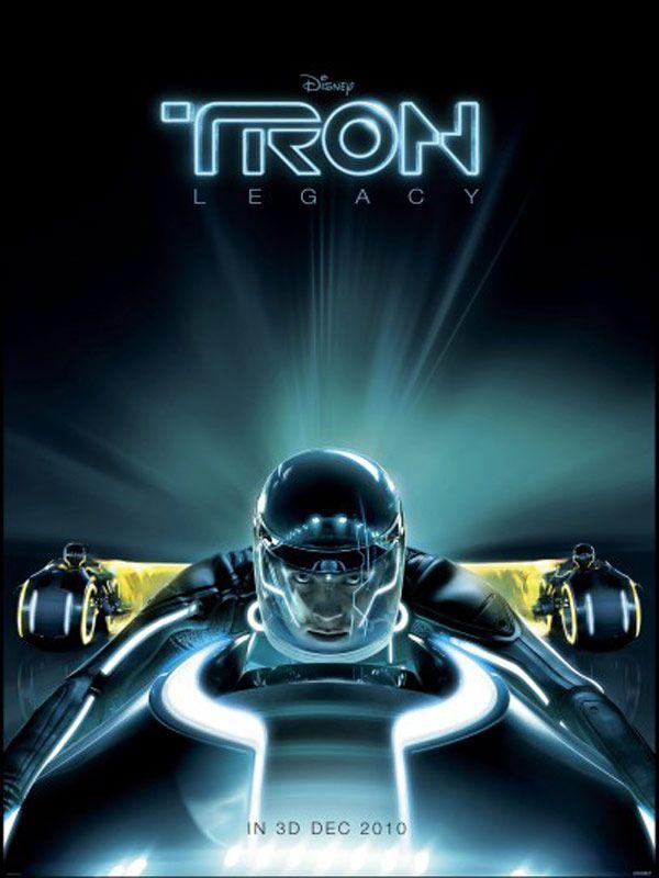 Affiche de Tron Legacy