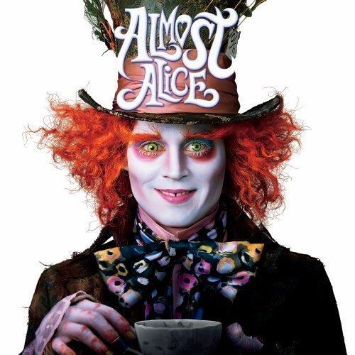 Almost Alice, la BO d'Alice au pays des Merveilles (Tim Burton)