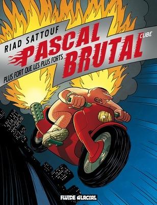Couverture de la BD Pascal Brutal
