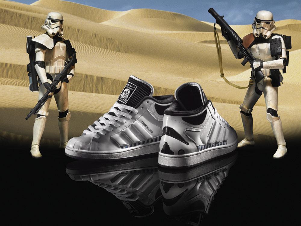 Chaussure Sandtrooper