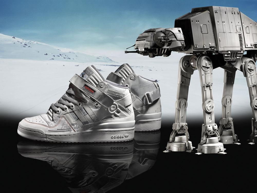 adidas homme star wars