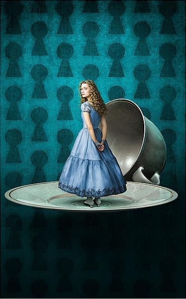 Teaser Alice au Pays des Merveilles de Tim Burton