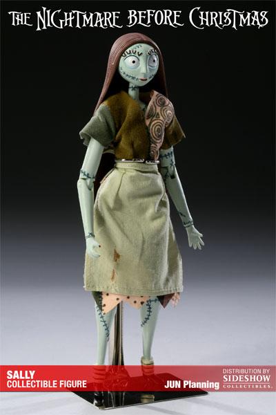 Personne de Sally du film Etrange Noel de Mister Jack par Tim Burton