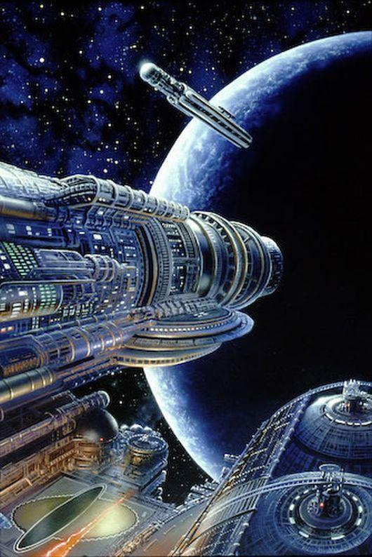 Image de fondation d'Isaac Asimov