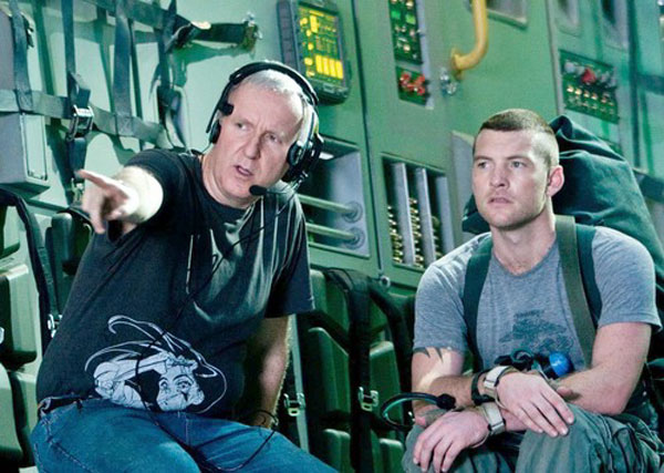 Image du film Avatar de James CAmeron