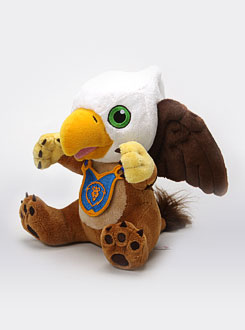 Peluche Griphon de World of Warcraft