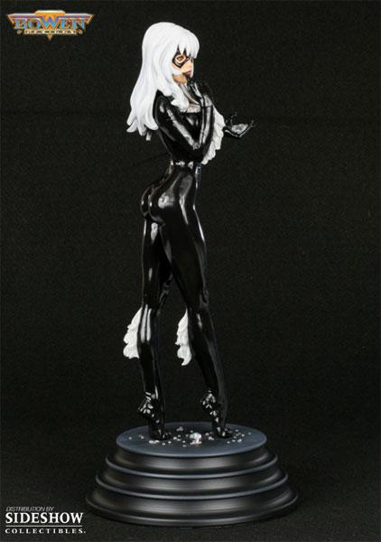 Figurine La Chatte Noire (Black Cat) par Bowen Designs