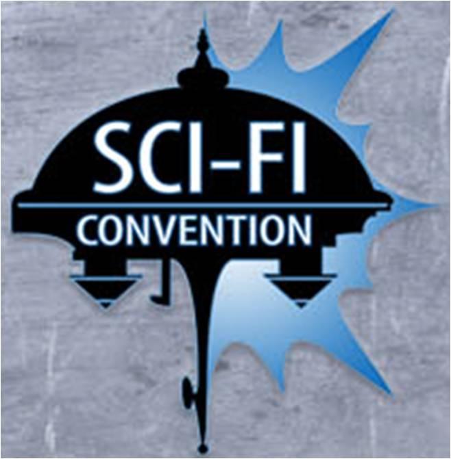 Le logo Sci-Fi Convention 2010 à Montreuil.