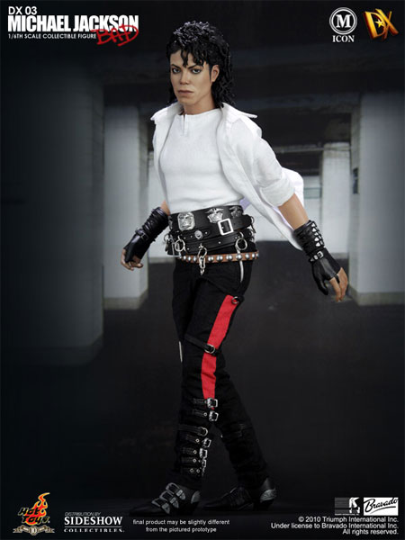 Figurine Hot Toys de Michael Jackson