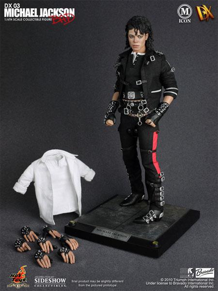 Figurine Hot Toys de Michael Jackson