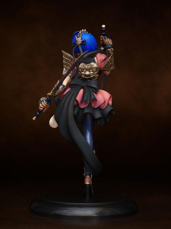 Ikki Tousen : Figurine Ryomo Shimei en armure