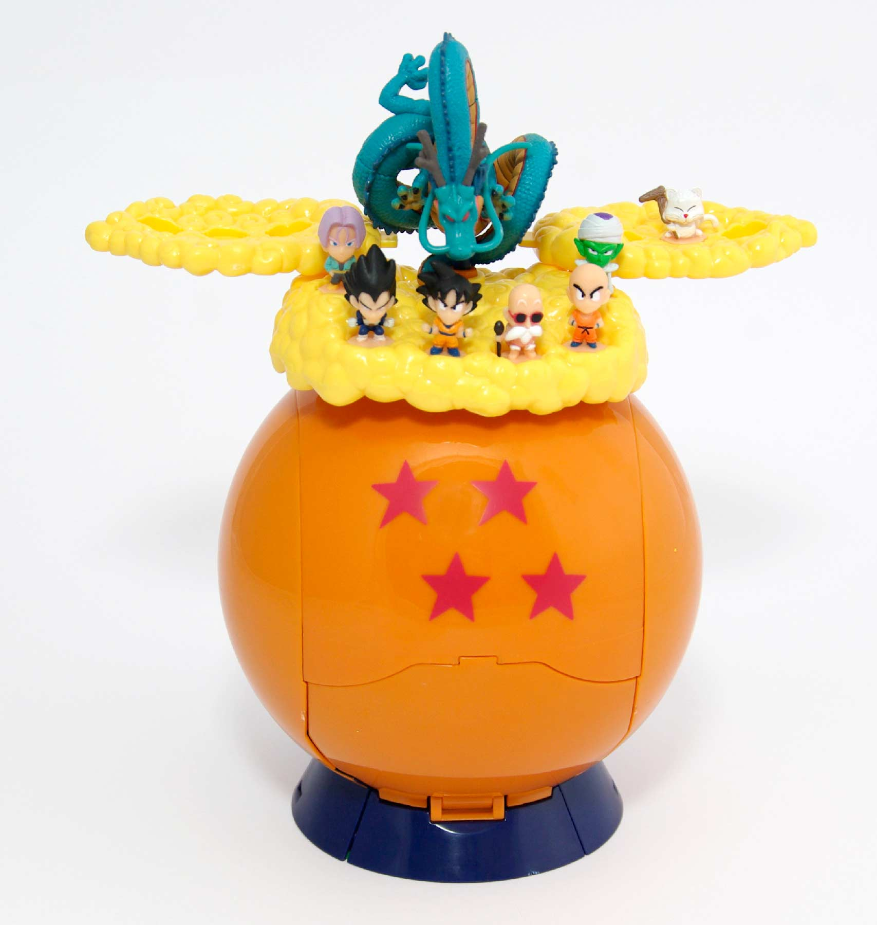 Panorama World Dragon Ball Kai de Bandai (fermé)