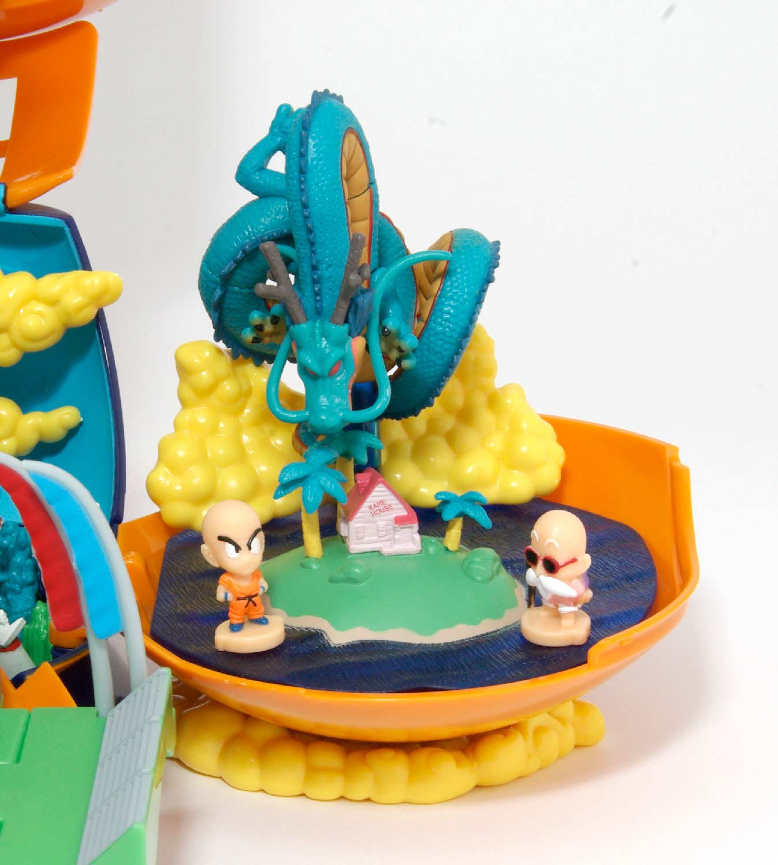 le module représentant l'île de Tortue Génial