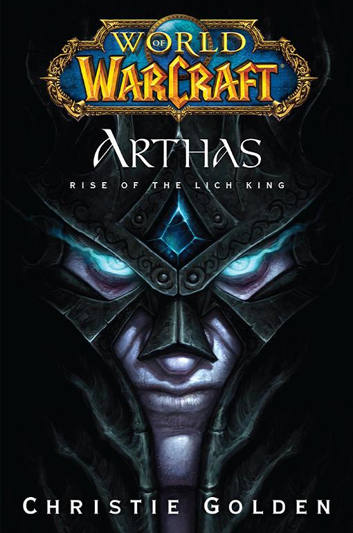Couverture d'Arthas, l'avènement du roi liche (DR)