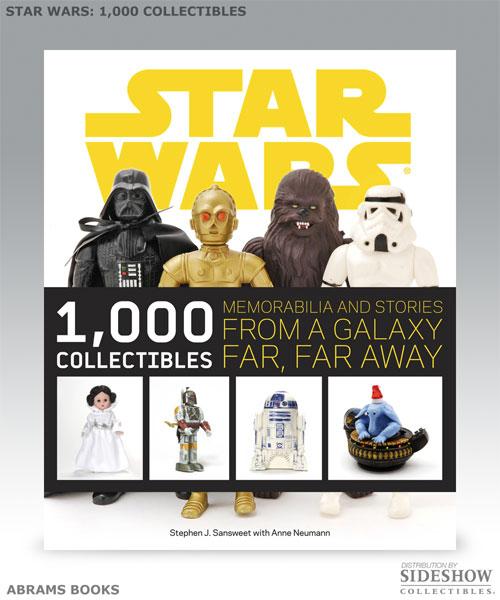 Livre sur les produits dérivés Star Wars
