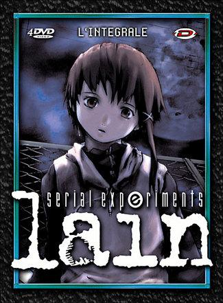 DVD de Lain Serial Experiment