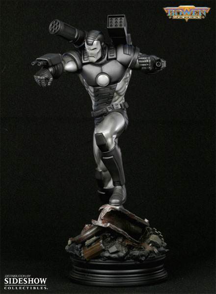 Photo de la figurine Iron Man : War Machine de Bowen Designs
