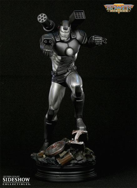 Photo de la figurine Iron Man : War Machine de Bowen Designs