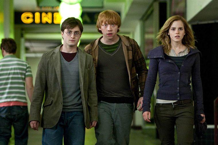 Photo d'Harry Potter et les reliques de la mort (DR)