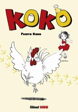 Couverture du manga Koko