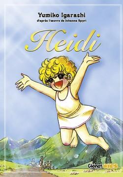 Couverture du manga Heidi