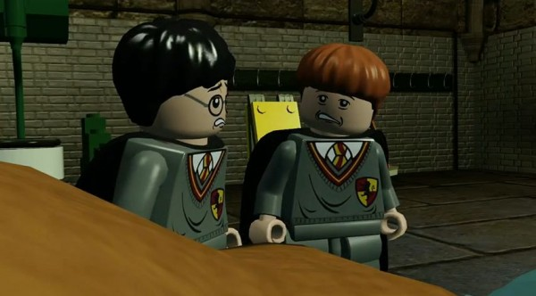 Jeu vidéo Harry Potter Lego