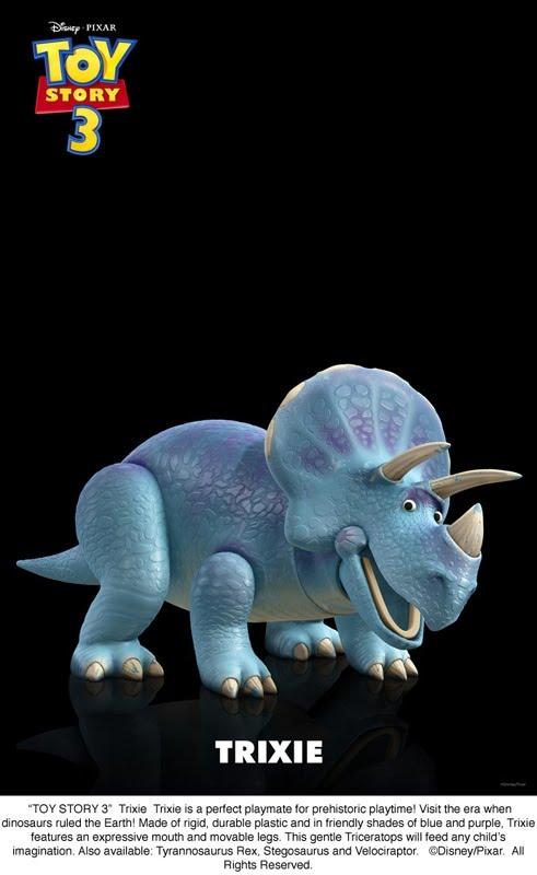Trixie (Toy Story 3)