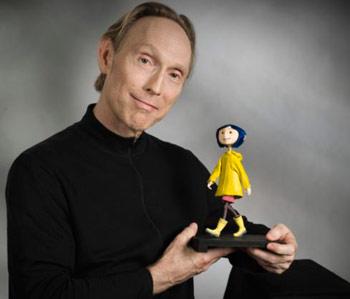 Henry Selick avec Coraline