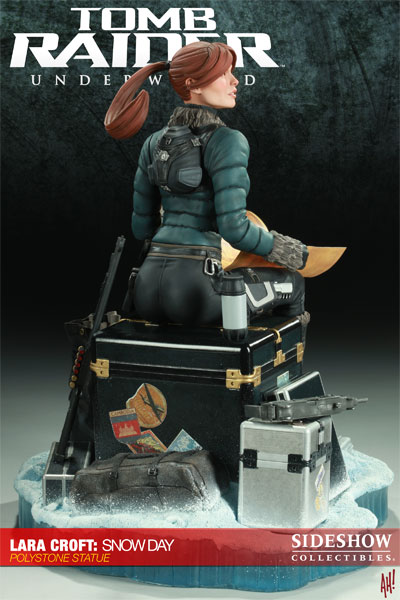 Figurine Sideshow Collectibles Lara Croft (Tomb Raider)