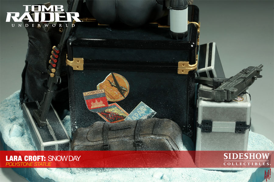 Figurine Sideshow Collectibles Lara Croft (Tomb Raider)