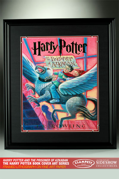 Lithographie Harry Potter