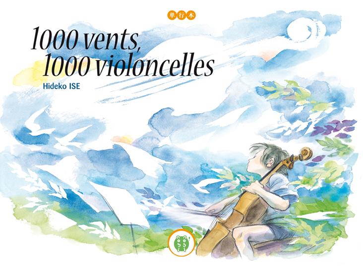 Couverture du livre 1000 vents, 1000 violoncelles