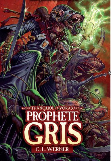 Couverture du prophète gris
