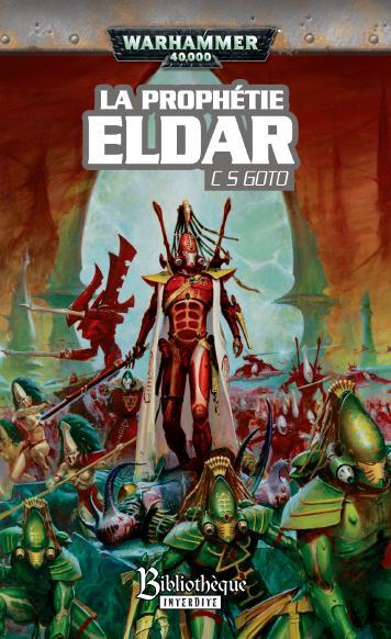 Couverture de la prophétie Eldar